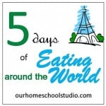 Cookies are nice, but I want the full meal deal!  Day 4 of Eating Around the World