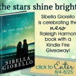 The Stars Shine Bright by Sibella Giorello a LitFuse book tour