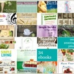 Are you interested in natural living? Healthy eating?  You need this bundle!