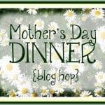 Mother's Day Dinner Blog Hop Strawberry Lemonade Recipe