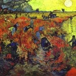 Vincent Van Gogh's First Sold Painting and our Giveaway Winner