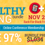 Ultimate Healthy Living Bundle {Fall 2013} — so much more than the (fabulous) e-books!
