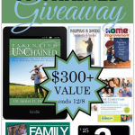 Parenting Unchained Kindle Paperwhite (and more!) Giveaway