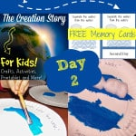 Creation for Kids Second Day Paper Plate Art and 3-part Card