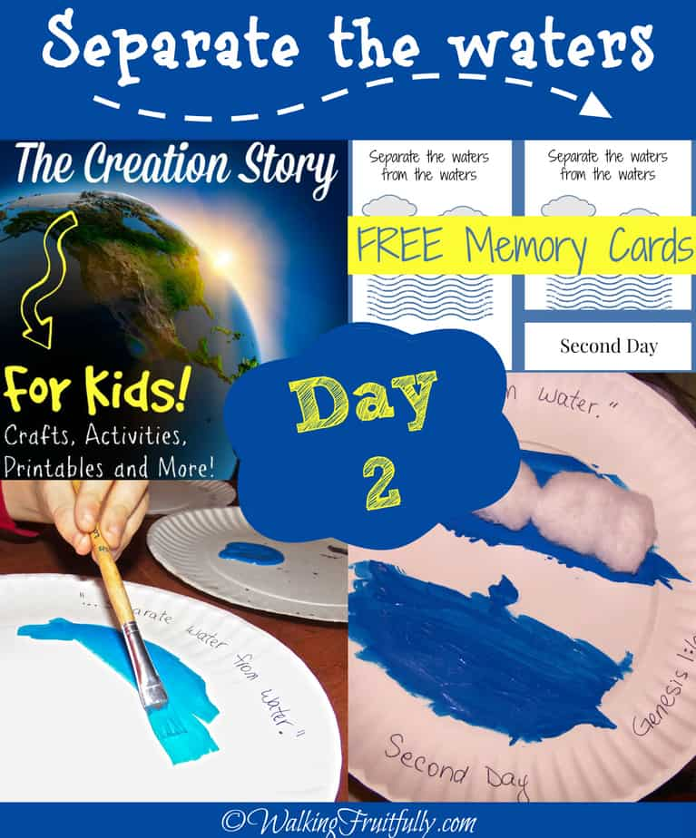 Creation Story For Kids Creation Activities For Kids