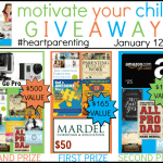 Motivate Your Child Launch Giveaway