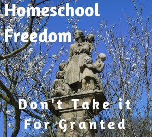 Homeschool Freedom Granted Feat.
