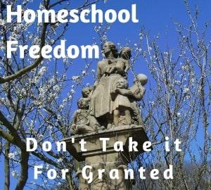 Homeschool Freedom Granted Feat.