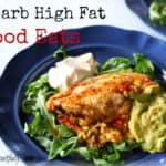 Low Carb High Fat is Good Eats