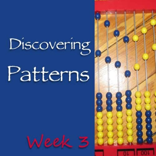 Discovering Patterns Virtual Curriculum Fair 2017