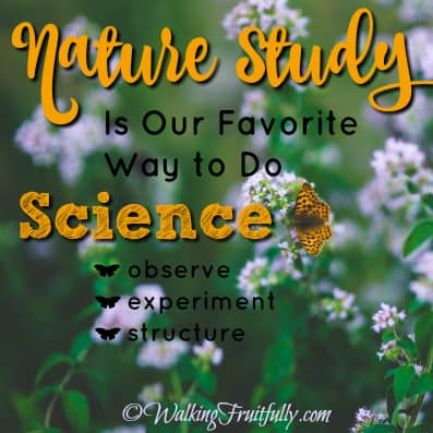 NatureStudyIsScience