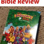 The Beginner's Bible from Zonderkidz ~ A Homeschool Crew Review