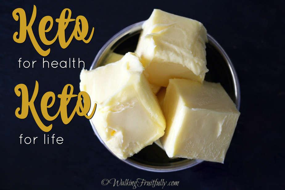 Keto for health Keto for Life