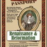 The Renaissance and Reformation with Home School in the Woods ~ a Schoolhouse Crew Review