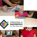 Creating a Masterpiece ~ Online Art Program ~ Homeschool Crew Review
