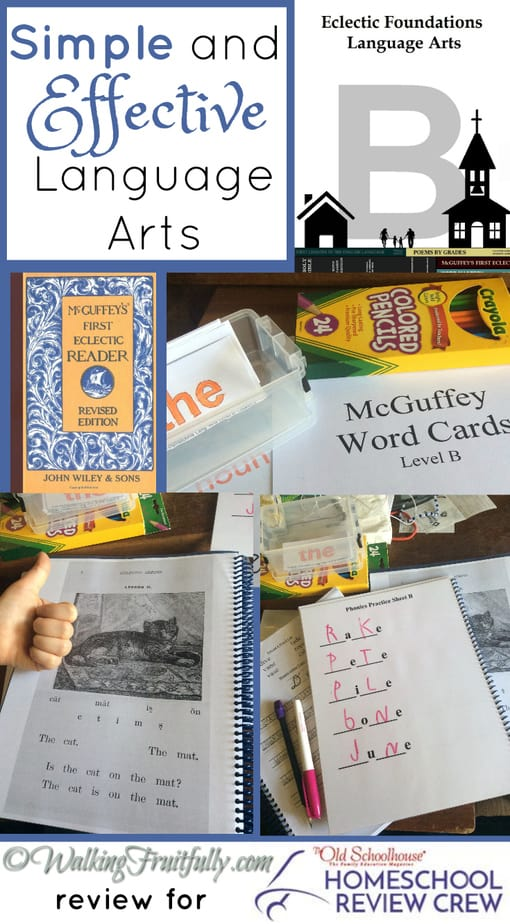 Simple and Effective Language Arts