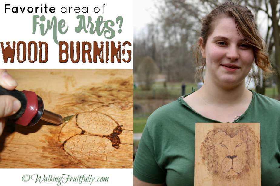 Wood Burning Fine Art Instruction