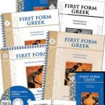 First Form Greek from Memoria Press ~ Homeschool Crew Review