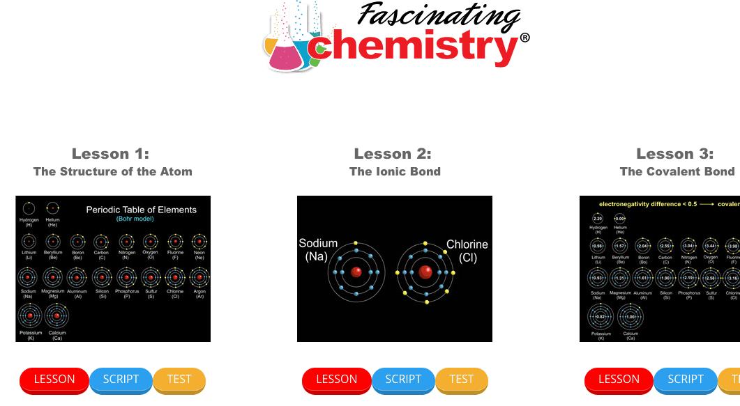 Fascinating Chemistry