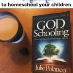 God Schooling: How God Intended Children to Learn ~ Homeschool Crew Review