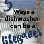 The Ways a Dishwasher Can Be a Lifesaver