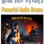 Brinkman Adventures Season 6: Underground Rising ~ Homeschool Crew Review
