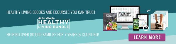 Ultimate Healthy Living Bundle 2019