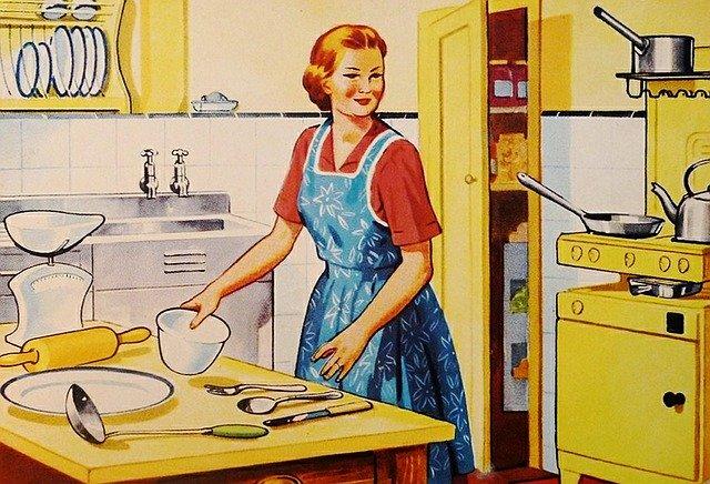 retro homemaker